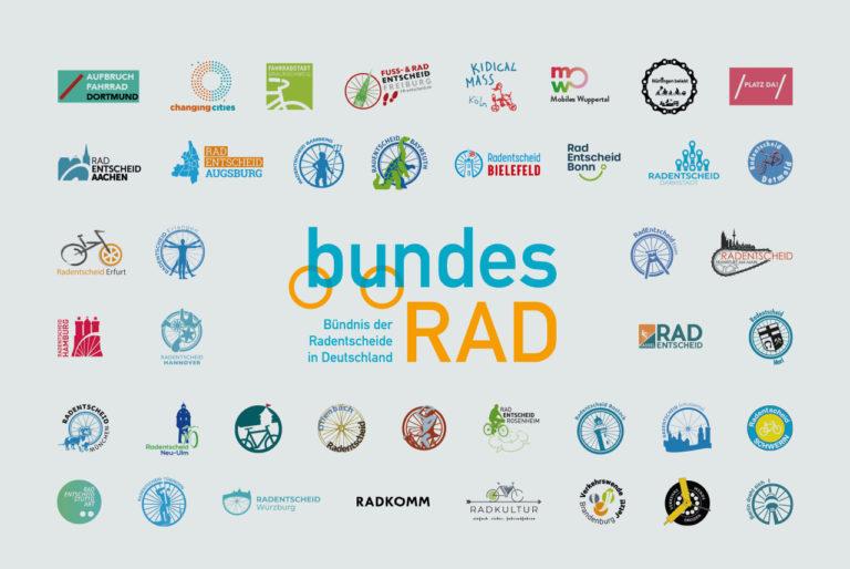 Radentscheid Lüneburg unterstützt jetzt auch die BundesRad Kampagne