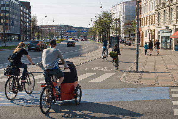 Wie sehen gute Radwege aus?