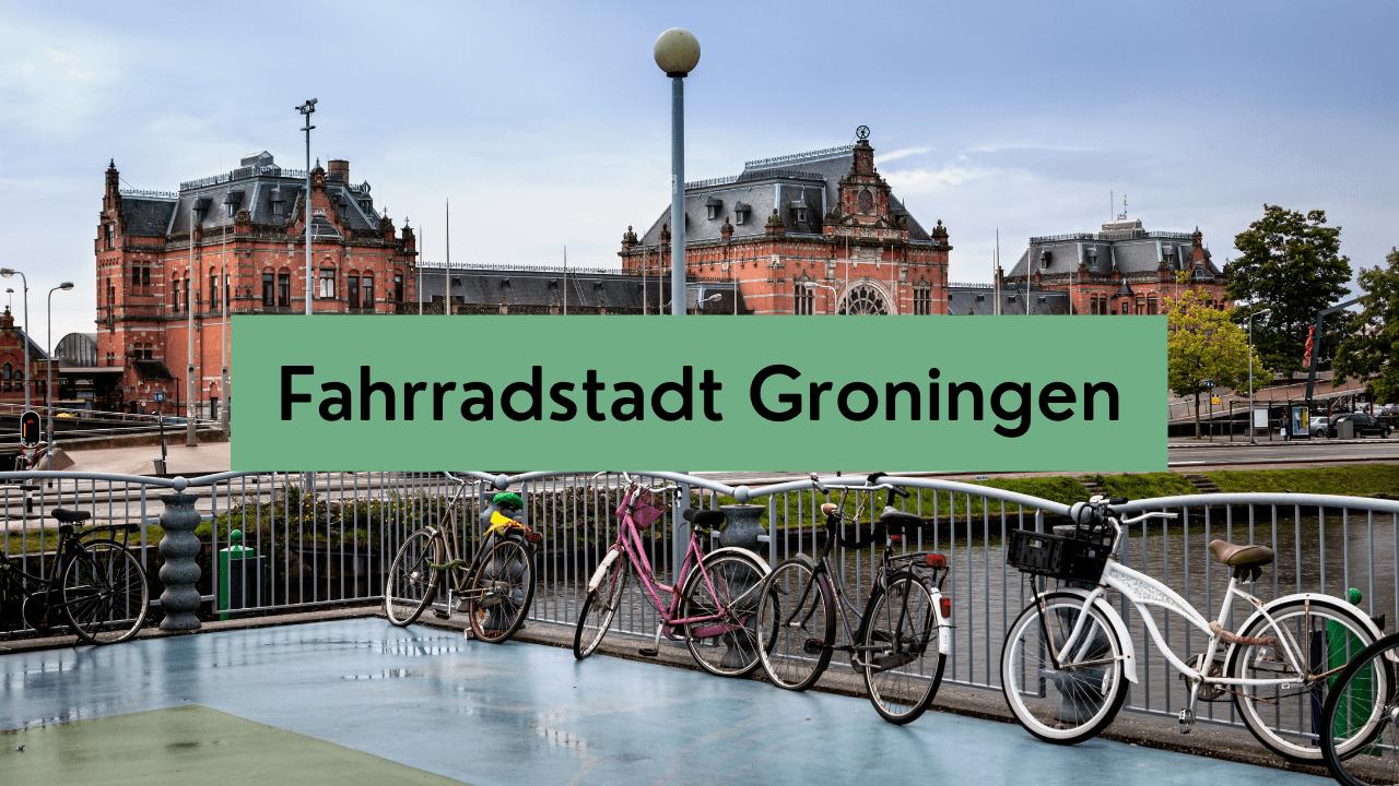 Es geht auch anders: Fahrradstadt Groningen