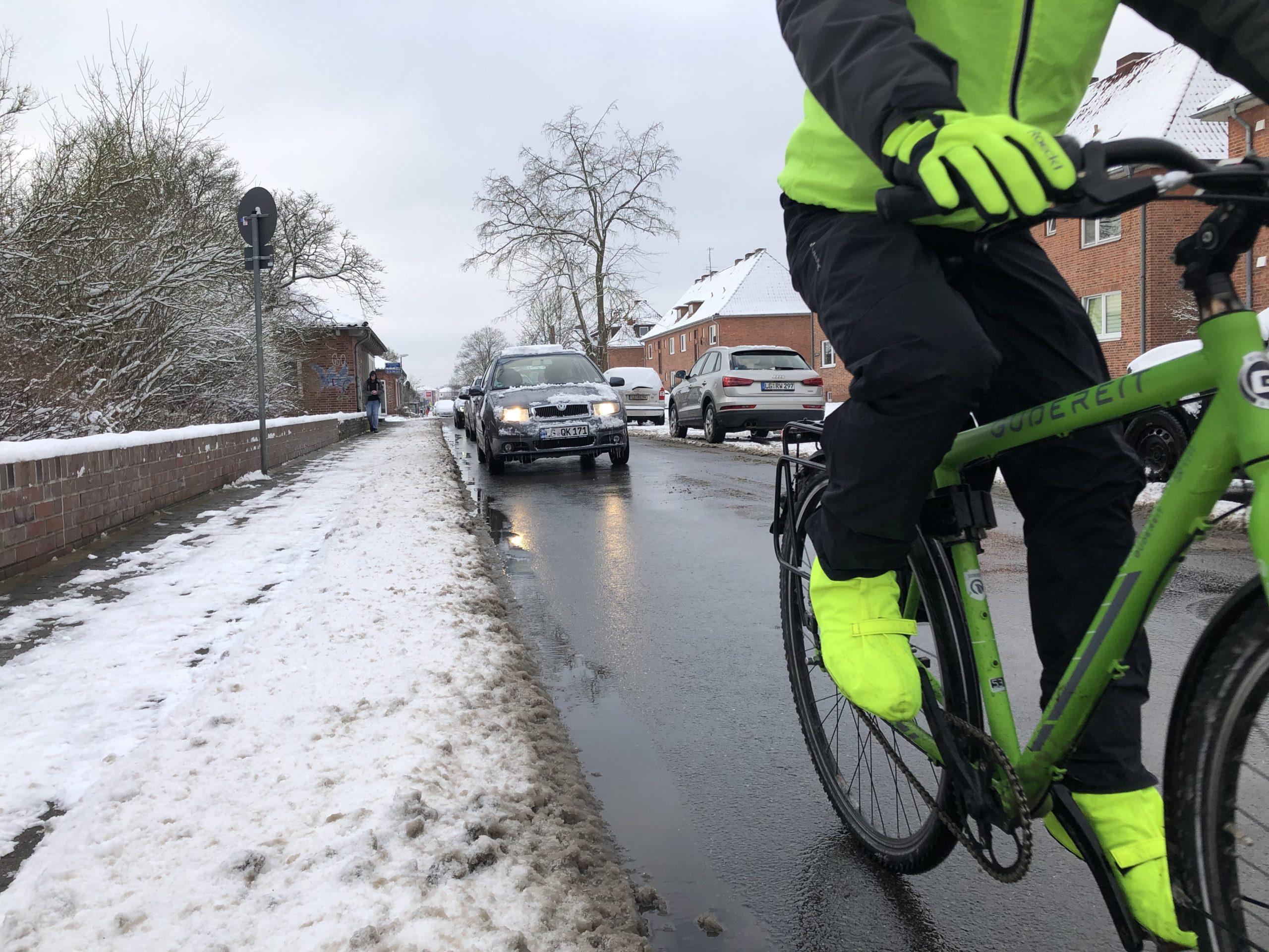 Rekordsumme für Radwege – Chance nutzen!