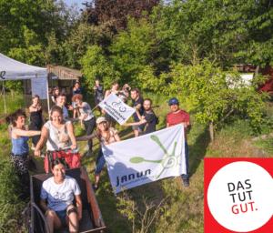 Read more about the article Radentscheid nimmt an Förderinitiative DAS TUT GUT der Sparkasse Lüneburg teil