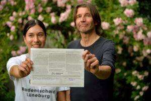 Jetzt geht's los! – Radentscheid startet Unterschriftensammlung