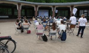 Read more about the article Wandelwoche: Fahrradkino im Kurpark